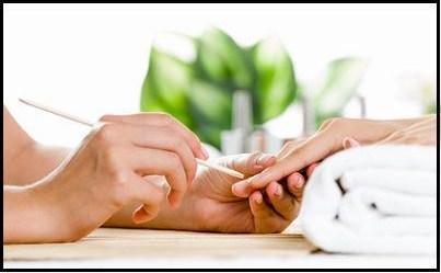 Le soin des mains 1